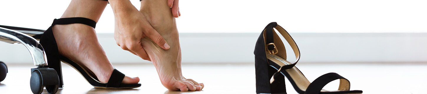Orthotics For Fashion Shoes Banner