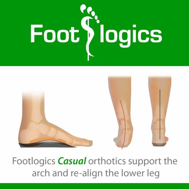 Footlogics Casual