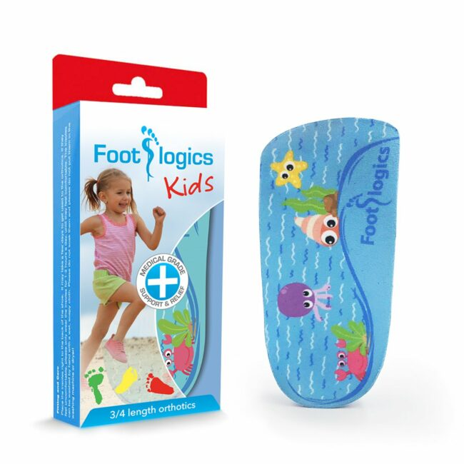 Footlogics Kids 3/4-length