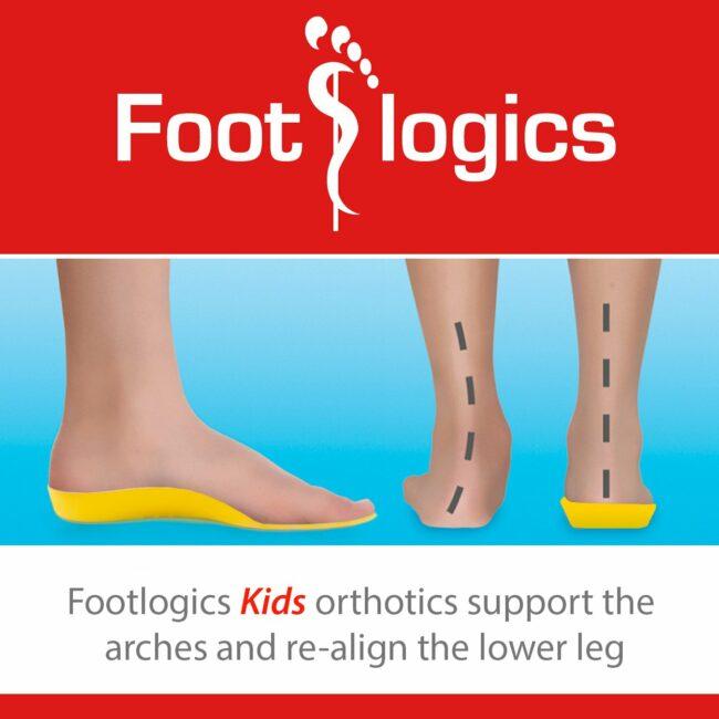 Footlogics Kids Full-Length