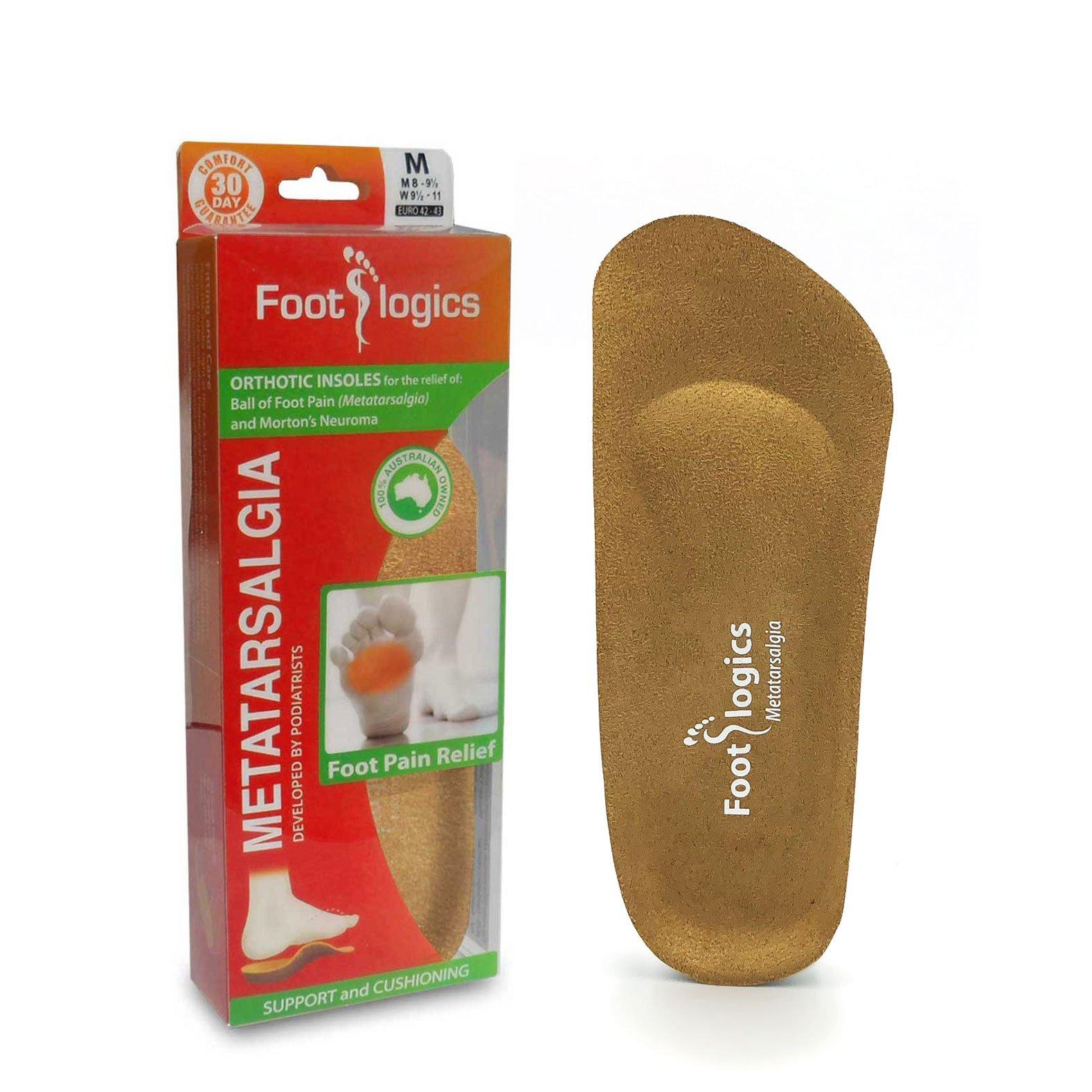 Footlogics Metatarsalgia