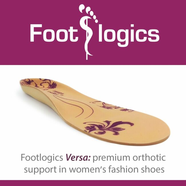 Footlogics Versa