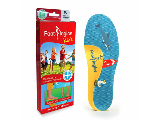 Children's Orthotic Insoles