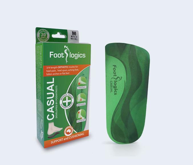 Flat Feet 01